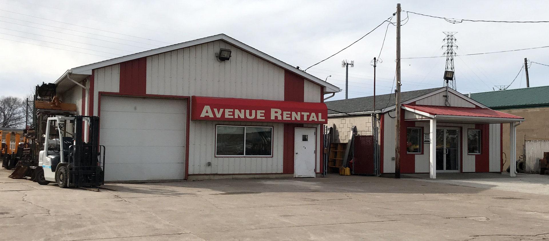 Home Avenue Rental Inc